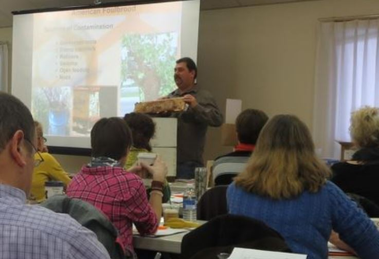 Neil Teaching