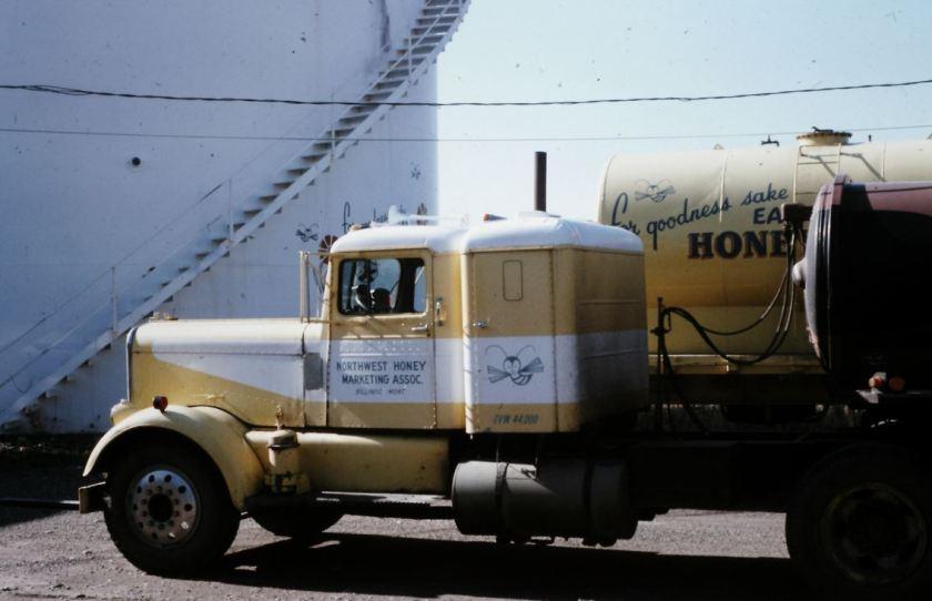 honey-tanker